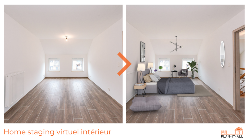 Home staging intérieur